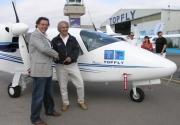 Nuevo P2006T de Top Fly
