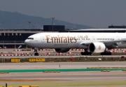 Emirates en Barcelona