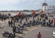 Harleys en la AGA