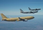 Tres A330 MRTT