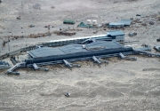 Tsunami en Sendai