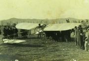 Primer vuelo en España