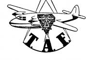 Logotipo de TAF