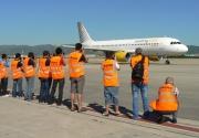 Spotters en Barcelona