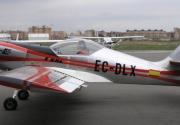 Zlin 50L // Zlin 50L del Aero Club Barcelona Sabadell (EC-DLX), el 22-4-05. / Foto: José Fernández García