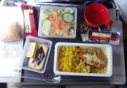 Almuerzo de Delta