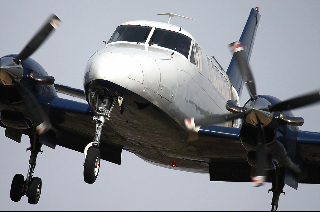 Aviaón dedicado a tabajo aéreos