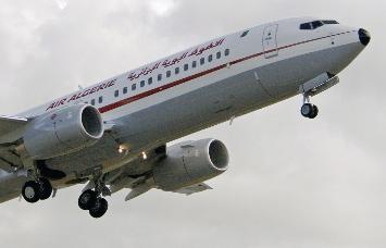 Air Algerie también amplía sus vuelos