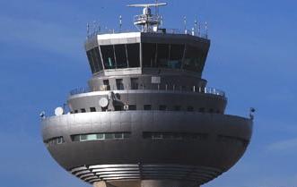 Torre de control de Masrid-Barajas
