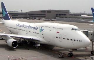 Boeing 747 de Garuda
