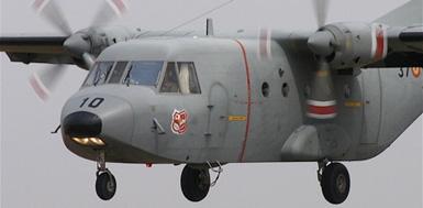 El CASA C212 es el avión español de mayor éxito