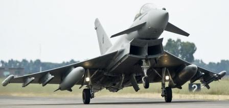 Los motores del Eurofighter han volado más de 390.000 horas
