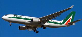 A330 de Alitalia