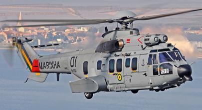 Uno de los primeros EC725 brasileños / Foto: Eurocopter