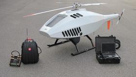 en este proyecto se desarrollan nuevas tecnologas de sistemas areos no tripulados conocidos por