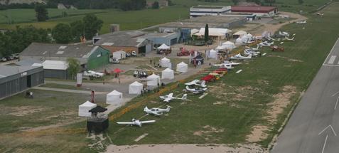 Aerosport es el mayor evento de aviación deportiva del sur de Europa