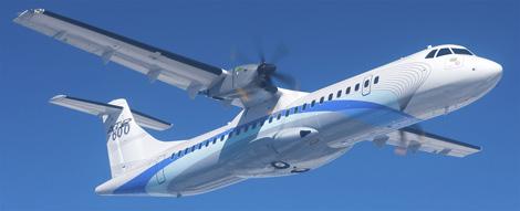 Avión ATR 72-600