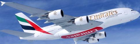 El A380 de Emirates llegará el domingo a Barcelona