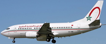 Boeing 737 de Royal Air Maroc