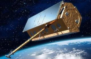 Imagen del satélite PAZ