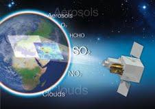 Sentinel-4 / Imagen: ESA
