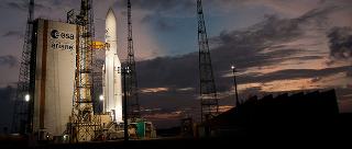 El lanzador Ariane 5