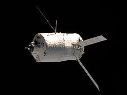 Imagen del vehículo de carga ATV-3