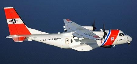 El avión se denomina en EEUU «HC-144A»