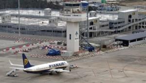 Imagen del aeropuerto de Girona / Foto: Xavier Pou