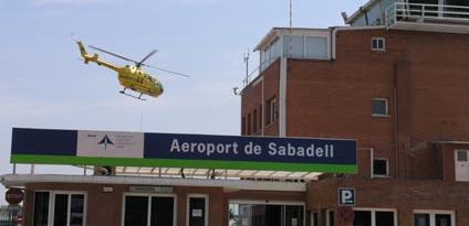El Aeropuerto de Sabadell aglutina la aviación general de Cataluña