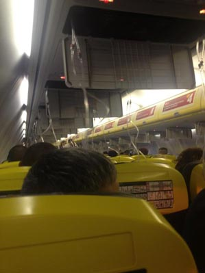ryanair emergency