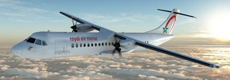 La nueva ruta será servida por aviones ATR-72-600