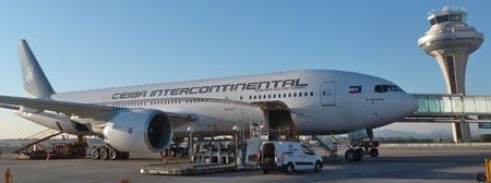 Boeing 777 de Ceiba Internacional