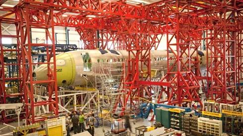 Bombardier fabricará tres aviones para las pruebas de certificación / Foto: Bombardier