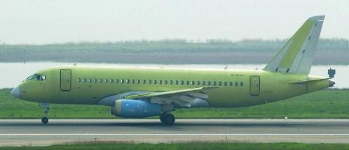Imagen de la llegada del avión a Venecia, el pasado 5 de octubre