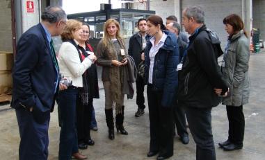 Visitantes, aeropuerto Barcelona, Estambul