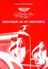 libro, Hispano Suiza