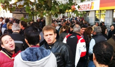 empleados, Iberia