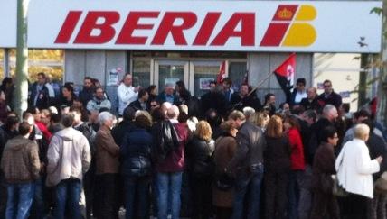 TCP Iberia, despidos, salarios