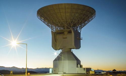Imagen de la nueva estación / Foto: ESA