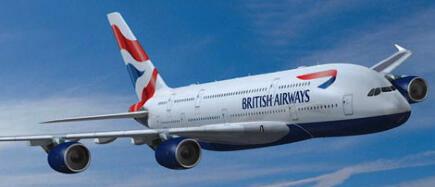 Los A380 tendrán capacidad para 469 pasajeros