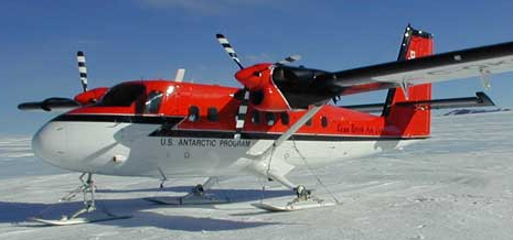De Havilland Twin Otter de Ken Borek Air similar al siniestrado