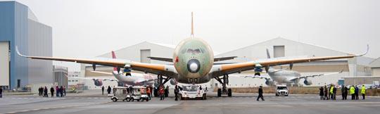 Foto: P. Pigeyre - Airbus