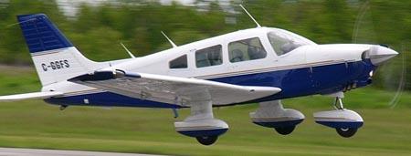 Avión Piper