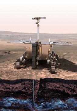 Vehículo de exploración ExoMars
