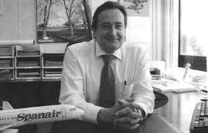 José Manuel Menéndez, autor de El Copiloto