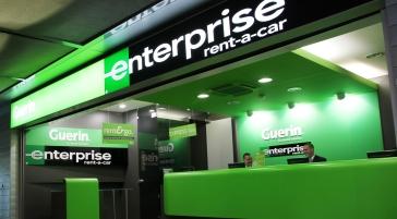 Enterprise rent a car entra en portugal aerotendencias for Oficinas enterprise