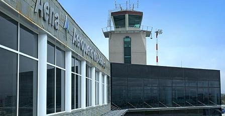 Aeropuerto de A Coruña / Foto: Aena