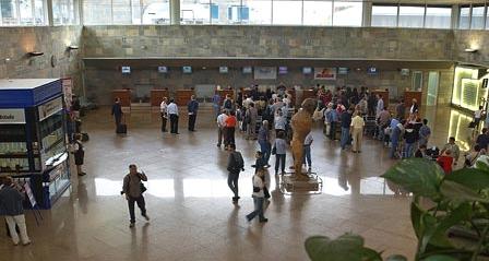 Terminal de pasajeros de A Coruña / Foto: Aena