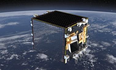 El satélite Proba-V / Imagen: ESA
